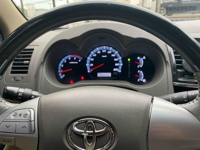 Toyota Hilux SW4 SW4 3.0 SRV 4X4 CD 7 LUGARES 16V TURBO INTERCOOLER 4P AUTOMÁTICO - Foto 10