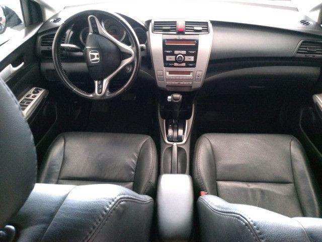 Honda City Ex Automatico 2012 - Foto 5