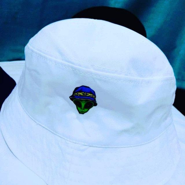 Chapéu bucket alien - Foto 3