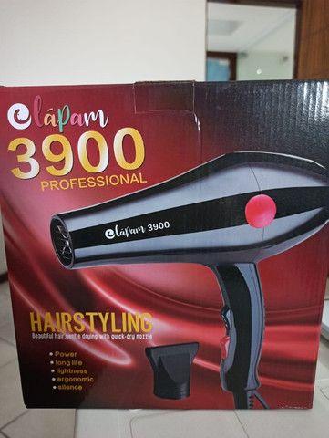 Secador de Cabelos 3900w Profissional Sonar Ar Frio e Quente - Foto 2