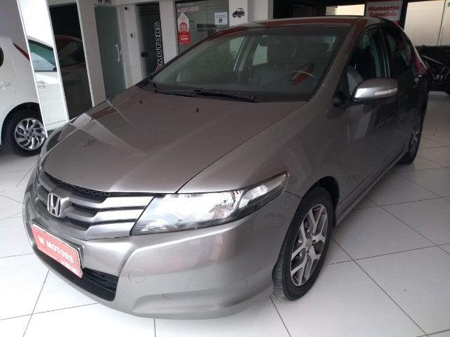Honda City Ex Automatico 2012 - Foto 4