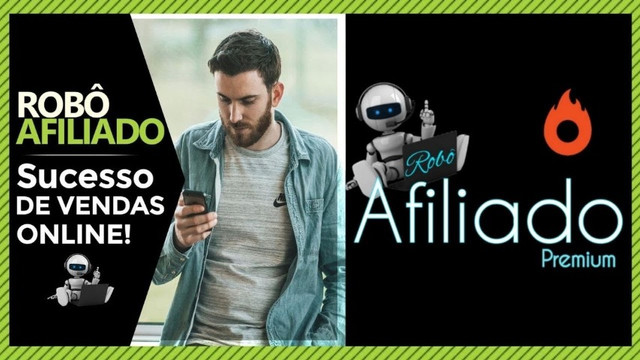 Robô Afiliado - Foto 2
