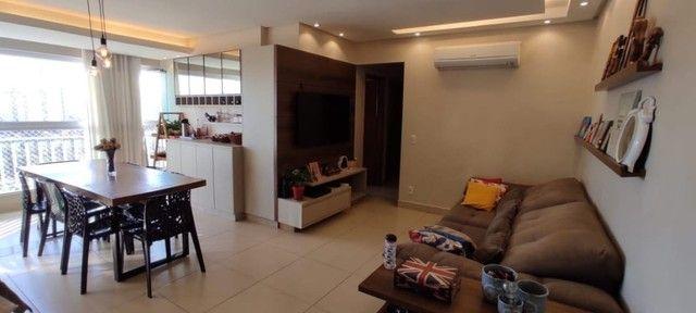 apartamento 3 qts com 2 vagas semi mobiliado no parque amazônia oportunidade - Foto 6