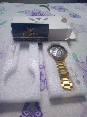 Relógio nibosi original - Foto 3