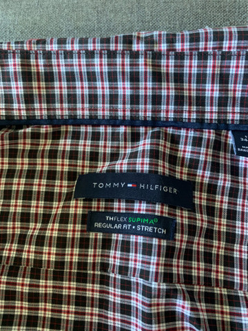 Camisa Tommy original - L - Foto 5