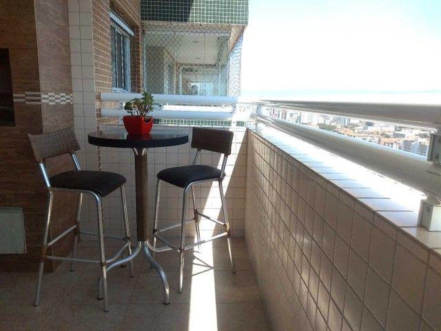 Apartamento à venda com 3 dormitórios em Ponta da praia, Santos cod:212642 - Foto 3