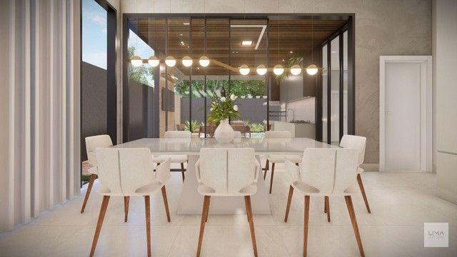 Casa com 3 dormitórios à venda, 200 m² por R$ 1.600.000,00 - Alphaville 3 - Campo Grande/M - Foto 5