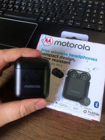 Fone de ouvido bluetooth Motorola Verve Buds 110 - Foto 4