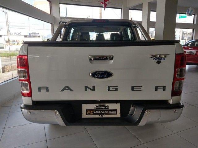 Ranger XLT 2.5 16V 4x2 CD Flex - Apenas 72 mil Km - Foto 6
