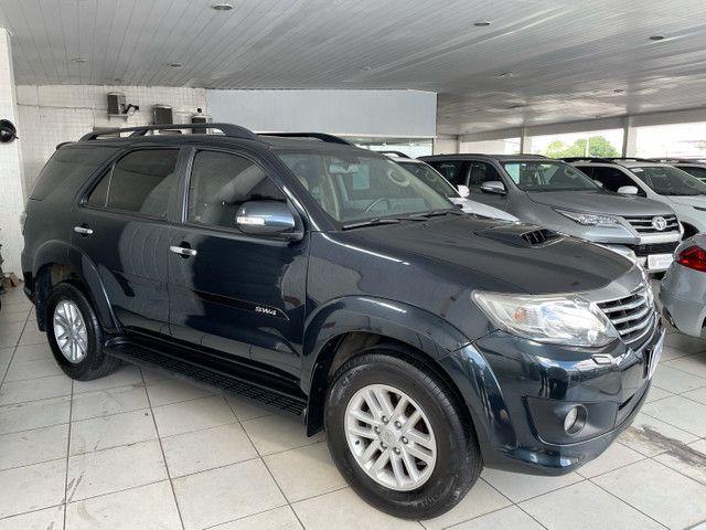 HILUX SW4 SRV 2014 4x4 AUTOMÁTICA DIESEL
