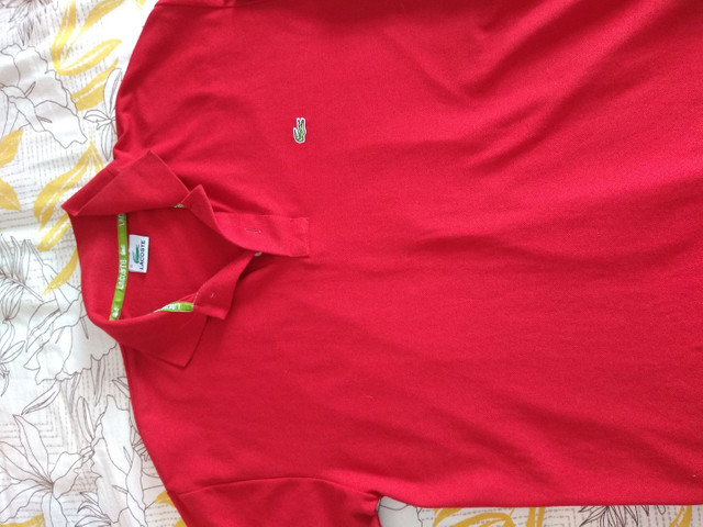 Vendo camisa original Lacoste - Foto 2