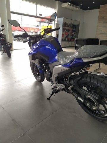 Yamaha Fazer 250 ABS 2021/2021 0km - Foto 5