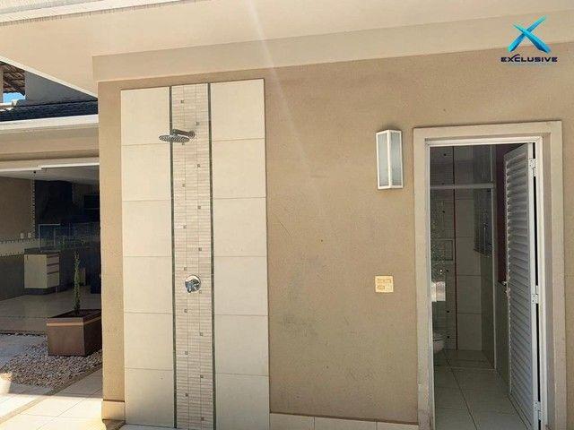 GOIâNIA - Casa de Condomínio - Residencial Portal do Sol, - Foto 4