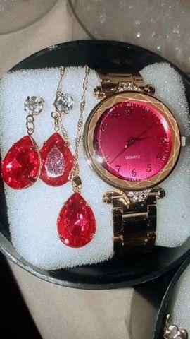 Vendo lindos relógios  - Foto 6
