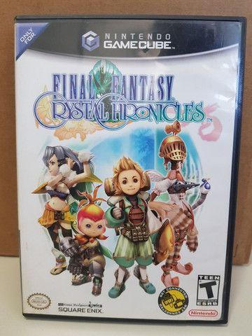 Final Fantasy Crystal Chronicles para Gamecube