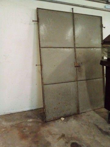 Portões usados vendo os dois R$2800 - Foto 2