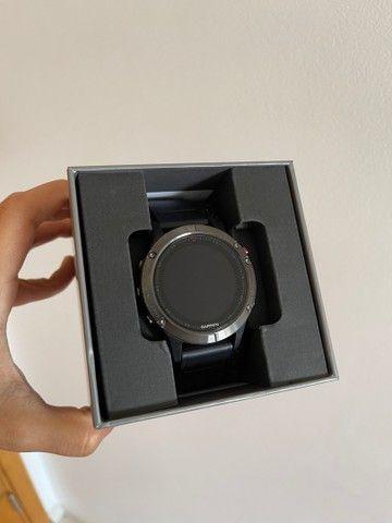 Relógio Garmin Fenix 5 Novo - Foto 3