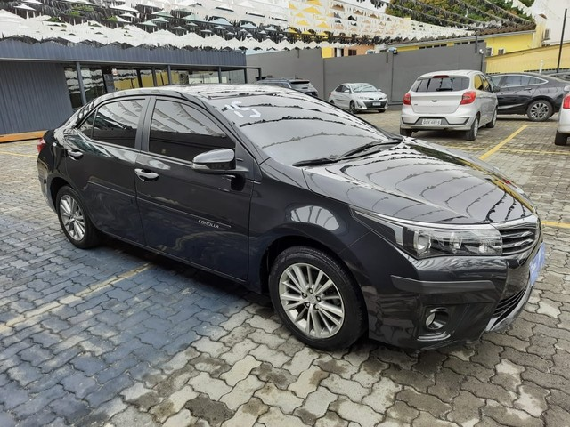 Corolla XEI 2015 2.0 com GNV 5° GERAÇÃO - Foto 4