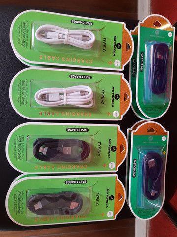 CARREGADORES USB-C E V8
