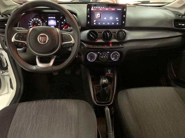 Fiat Argo Drive 1.0 Manual 2020 - 9000KMs * IPVA - PAGO * - Foto 10
