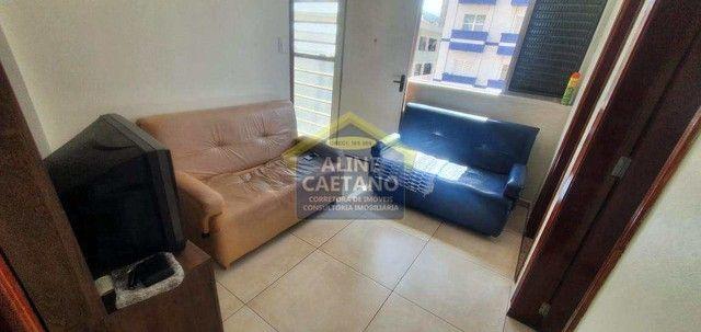 Apartamento com 1 dorm, Boqueirão, Praia Grande - R$ 155 mil, Cod: CLA22109 - Foto 11