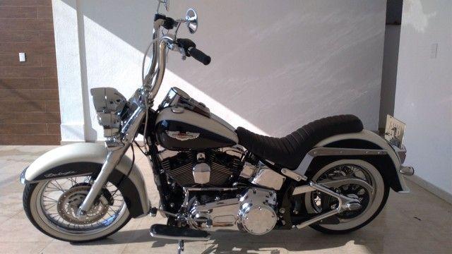 Moto Harley Davidson HD Softail Deluxe 2012 - Foto 15