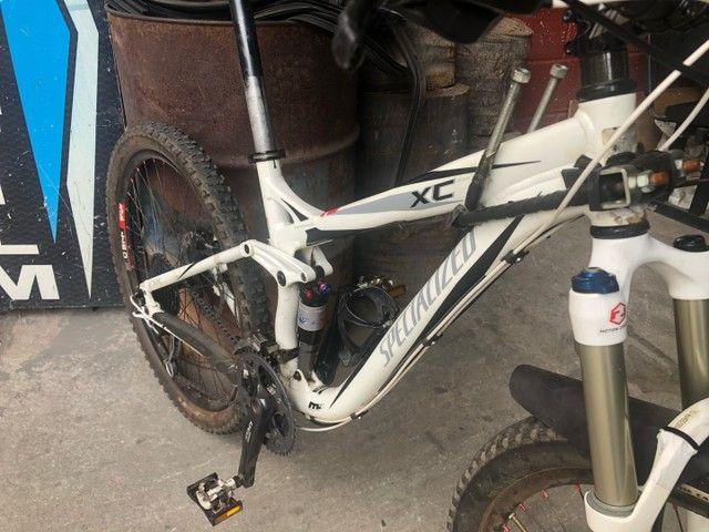 Bicicleta Specialized XC 2011 Full suspension  - Foto 2