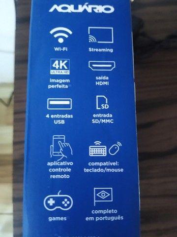 SmartBox Aquário, Transforme sua tv em SmartV - Foto 3