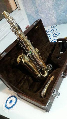 SAX Alto saxofone alto weril alpha  - Foto 4