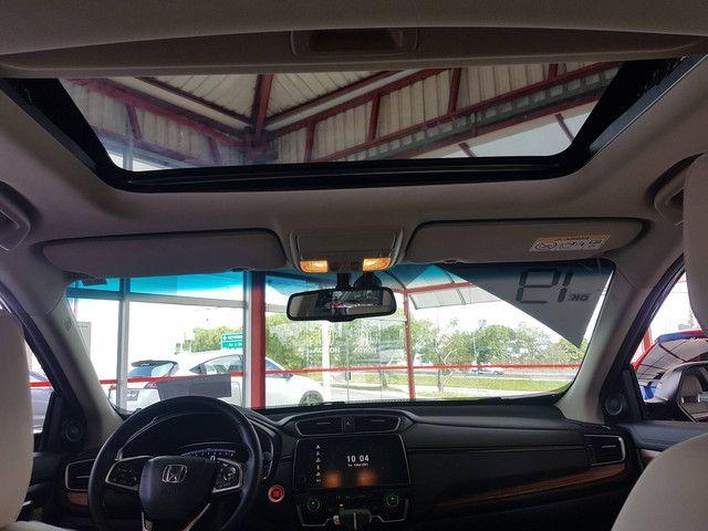 CRV 2019/2019 1.5 16V VTC TURBO GASOLINA TOURING AWD CVT - Foto 12