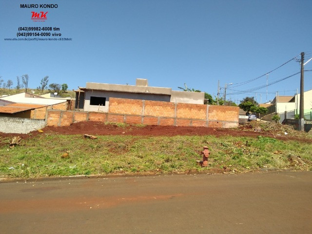 Terreno comercial de esquina com 361,00 m2 no residencial Casagrande em Ibiporã. - Foto 4
