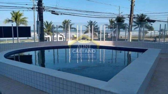 Apartamento 1 dorm Prédio Frente Mar Financia!! - Foto 2