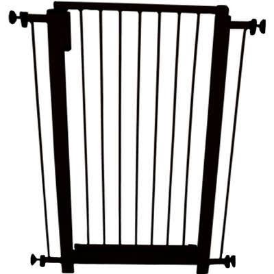 Grade Pet preta portão portãozinho porta portinha proteção cachorro bebê criança