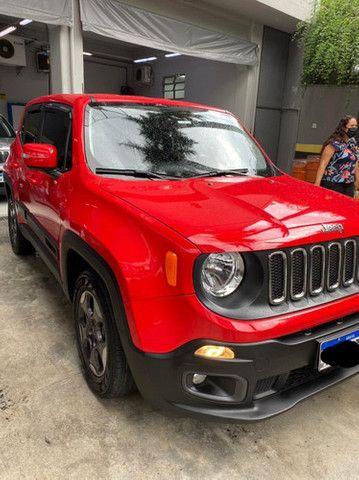 Jeep renegade 2016 completo