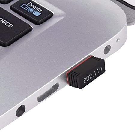 Mini Adaptador Wireless Usb 2.4ghz Wifi 950mbps