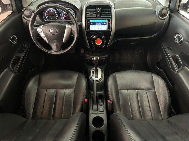 Nissan Versa SL 2017 - Foto 6
