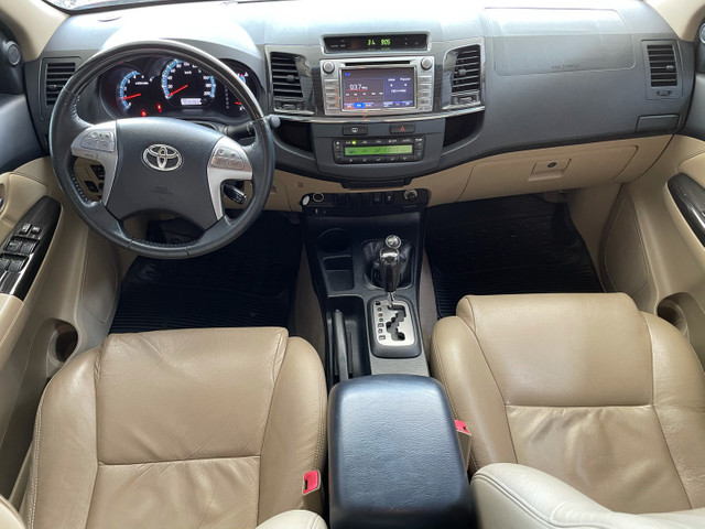 HILUX SW4 SRV 2014 4x4 AUTOMÁTICA DIESEL - Foto 7