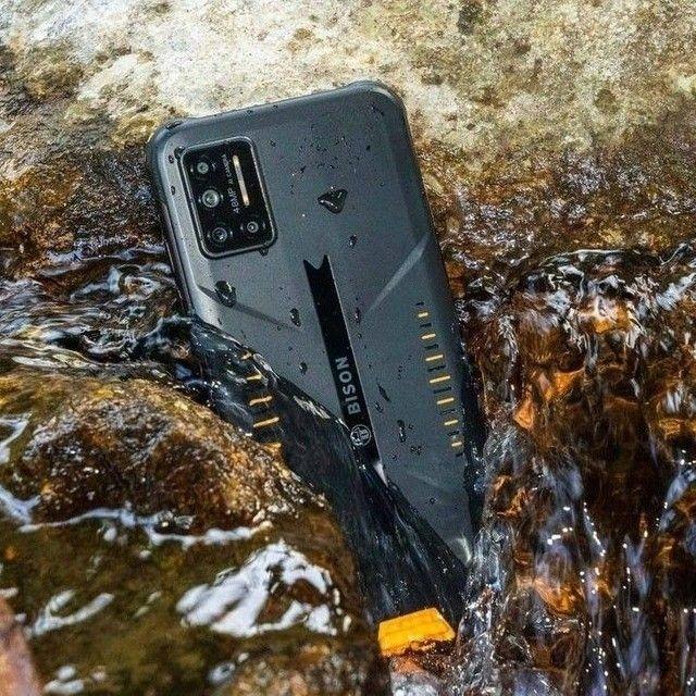 Umidigi Bison(A prova dágua) 128 GB / 6 GB (Aceito troca e divido no cartão) - Foto 2