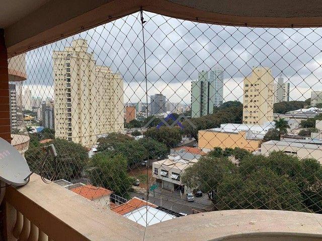 Apartamento com 4 dormitórios para alugar, 215 m² por R$ 3.500,00/mês - Centro - Jundiaí/S - Foto 8