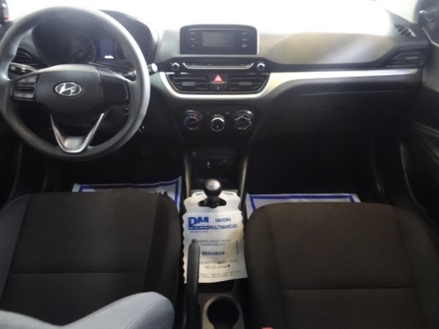 Hyundai HB20 1.0 Sense 2021 - Foto 5