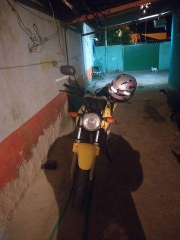 Casa Alto e baixo e uma moto sbx250 twiste 50000mil - Foto 4