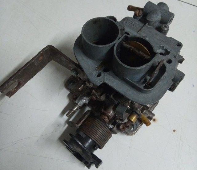 R$ 100 Carburador Mini progressivo a Alcool - Foto 3