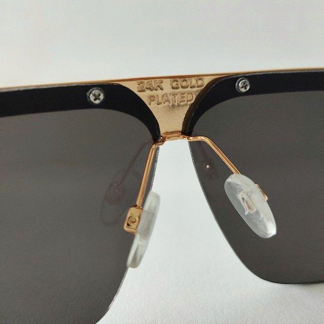 Óculos de sol Semi Novo unissex chillibenas / Edição limitada da linha Loucura da Nobreza - Foto 6