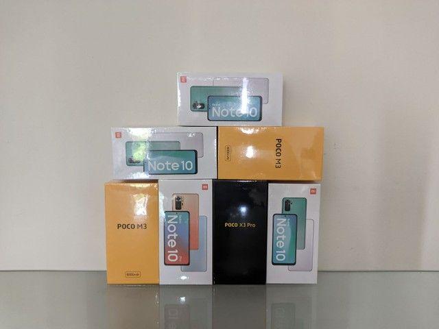 Xiaomi Redmi e Pocophone lacrados versão global - Foto 5