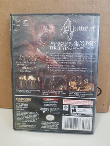 Resident Evil 4 Gamecube - Foto 2