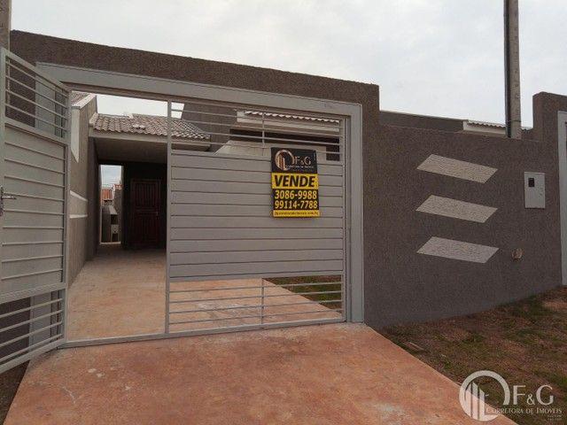 Casa à venda com 2 dormitórios em Cará-cará, Ponta grossa cod:670521.001