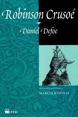 Livro- Robinson Crusoé- de Daniel Defoe