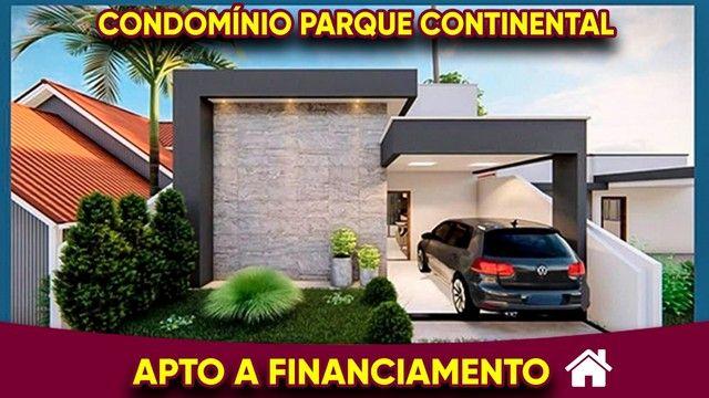 Casa no Condomínio Parque Continental