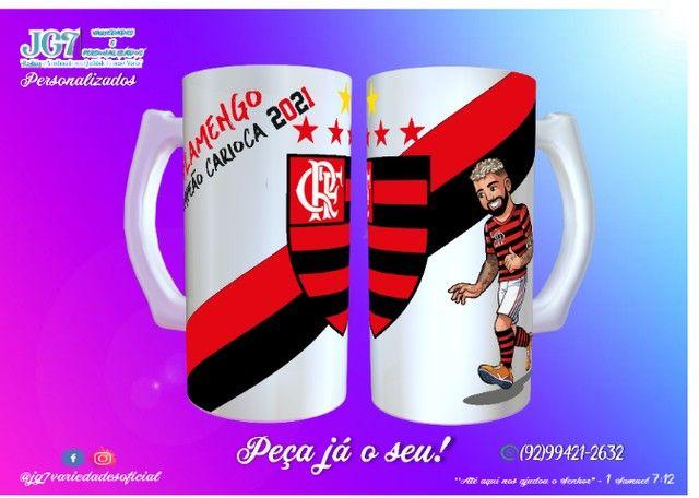 Caneca de Chopp Flamengo