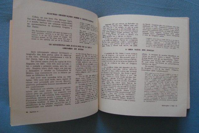 Livro Revista Barroco N° 4 - 1972 - Foto 4